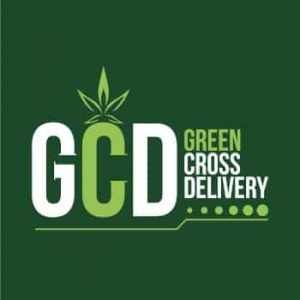 Green Cross Delivery Dispensary Logo