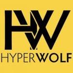 Hyperwolf Delivery Logo