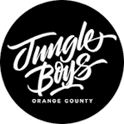 Jungle Boys OC Dispensary Logo