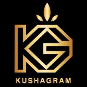 Kushagram Delivery Logo
