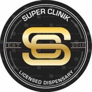 Super Clinik Dispensary Logo