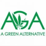 A Green Alternative Dispensary Logo