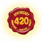 Apothecary 420 Dispensary Logo