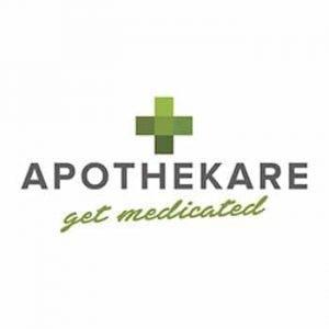 Apothekare Dispensary Logo