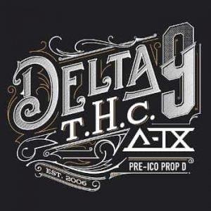 Delta 9 THC Dispensary Logo