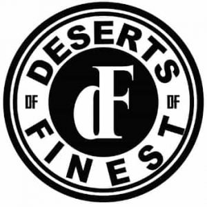 Deserts Finest Dispensary Logo