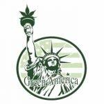 Green America Dispensary Logo