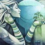 Green Goddess Dispensary Logo