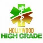 Hollywood High Grade Dispensary Logo