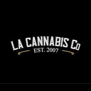 LA Cannabis Co Los Angeles Marijuana Dispensary Logo