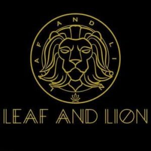 Leaf and Lion Dispensary Logo