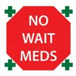 No Wait Meds Dispensary Logo