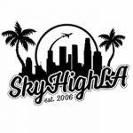 Sky High LA Dispensary Logo