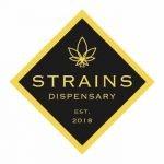 Strains Dispensary Logo