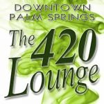 The 420 Lounge Dispensary Logo
