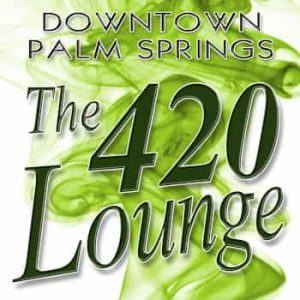 The 420 Lounge Dispensary Logo
