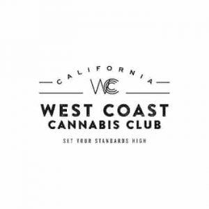 West Coast Cannabis Club Dispensary Logo