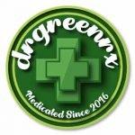 drgreenrx Dispensary Logo
