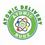 Atomic Budz Delivery Logo