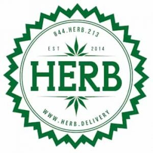 Herb Delivery Logo