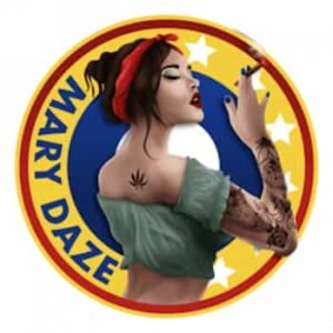 Mary Daze Delivery Logo