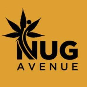Nug Avenue Delivery Logo