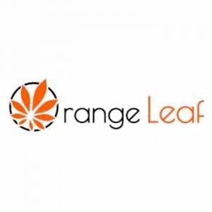 OrangeLeaf Delivery Logo