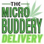 The Micro Buddery Delivery Logo