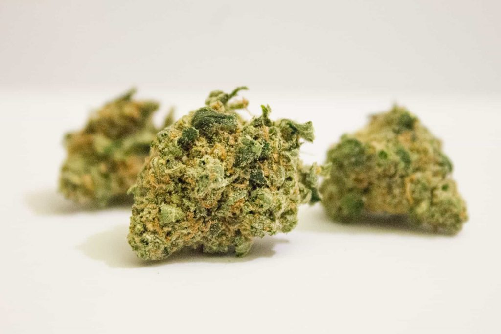 Why is high THC weed more popular