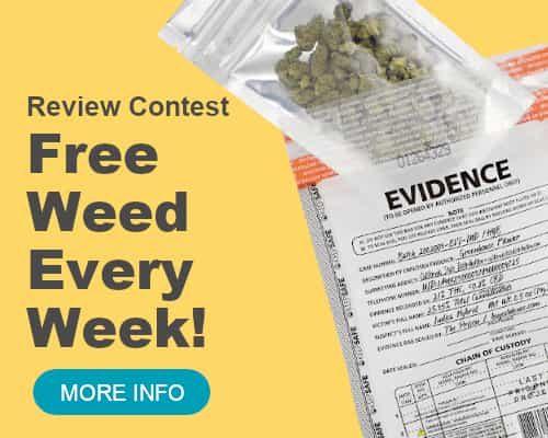 Free Weed Every Week