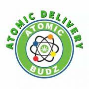 Atomic Budz Delivery Logo