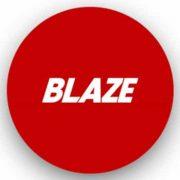 Blaze Delivery Logo