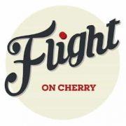 Flight on Cherry Dispensary Logo