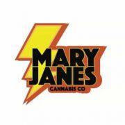 Mary Janes Dispensary Logo