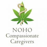 NOHO Compassionate Caregivers Dispensary Logo