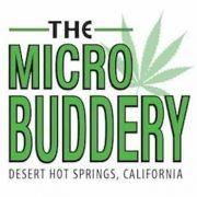 The Micro Buddery Dispensary Logo